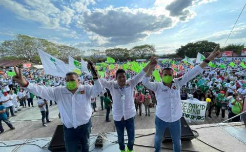 "Encuestadora ""Polls MX"" confirma a Gallardo con 39% de preferencia"
