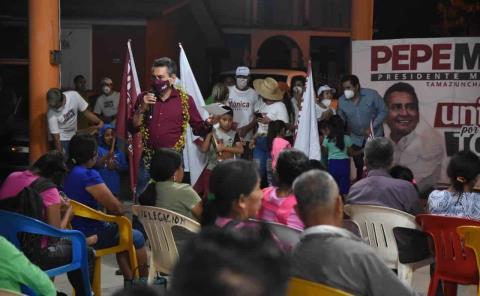 Quieren un Presidente Municipal de Morena
