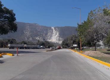 Revisan por aire daños de Cemex