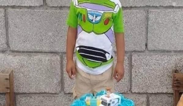 Fiesta de Toy Story para Khaled Alain