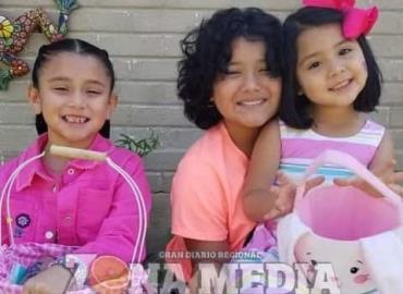 Amy, Janelle y Emilia son felices