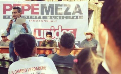 Cambiará Pepe meza v. la forma de hacer gobierno