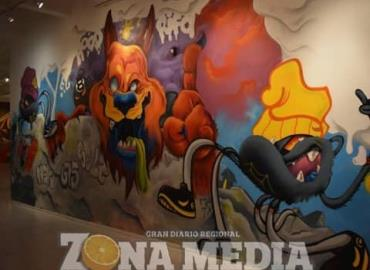 Termina exposición de Street Art en SLP