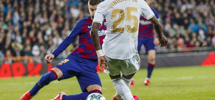 Un clásico que puede valer la Liga Española
