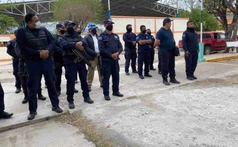 La Policía Municipal no atiende llamados