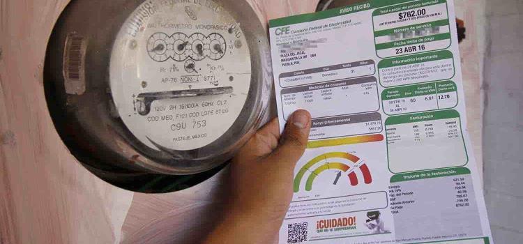 Habrá tarifa eléctrica para los pobres