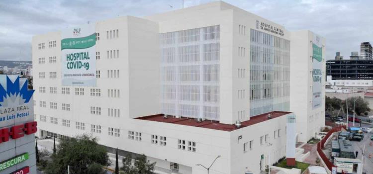 Hospital Central inscrito al Insabi