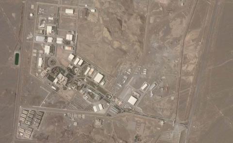 Irán acusa a Israel de sabotaje