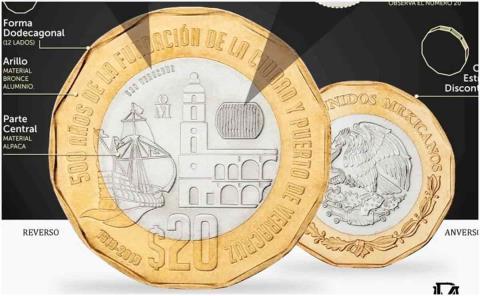 Habrá nuevas monedas
