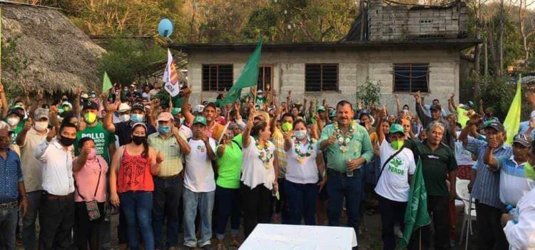 """""""Mi campaña representa experiencia, honestidad y transformación"""": Luis Fernando"""