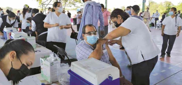 Iniciará segunda fase de vacunación