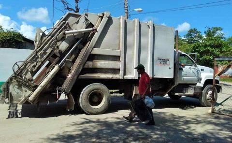 Seguirá atraso en servicio de limpia