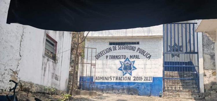 Destituyen Director de Policía Municipal