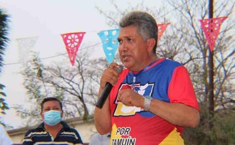 Paco Limas es un peligro para Tamuín
