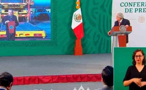 Recibe México casi 1 millón de vacunas