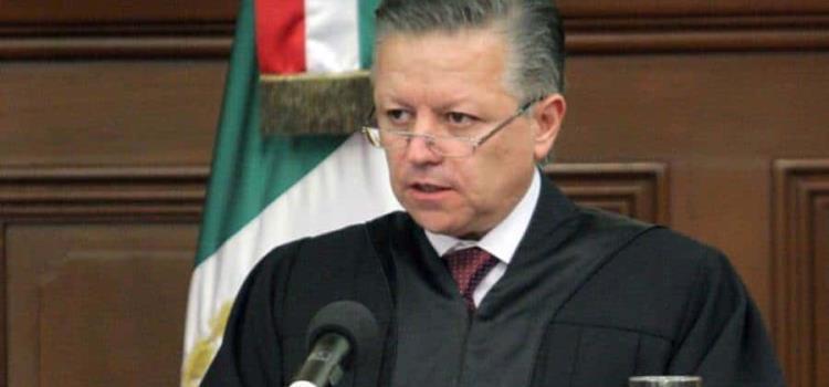 Aprueban reforma judicial y 2 años más a Zaldívar