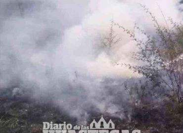 PC invita a prevenir los incendios de pastizales