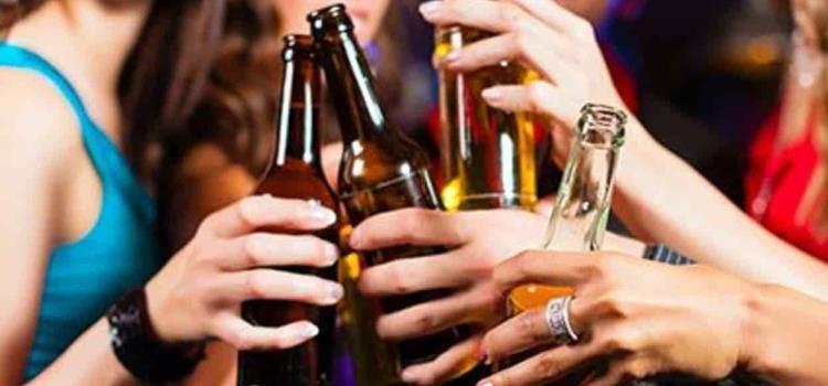 Alcoholismo en aumento