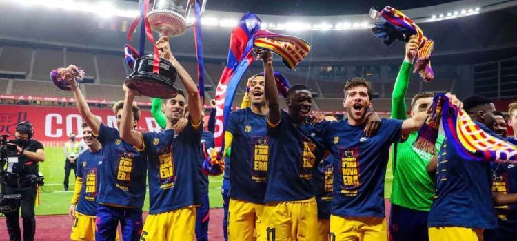 Barcelona, el Rey de Copas