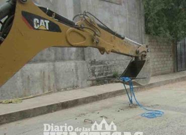 Evitar tapar los drenajes