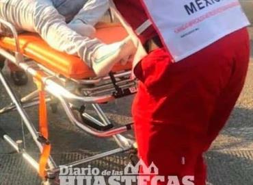 Balacera dejó dos lesionados