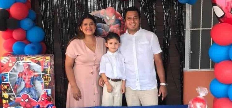 4º aniversario de Sebastián Espinoza