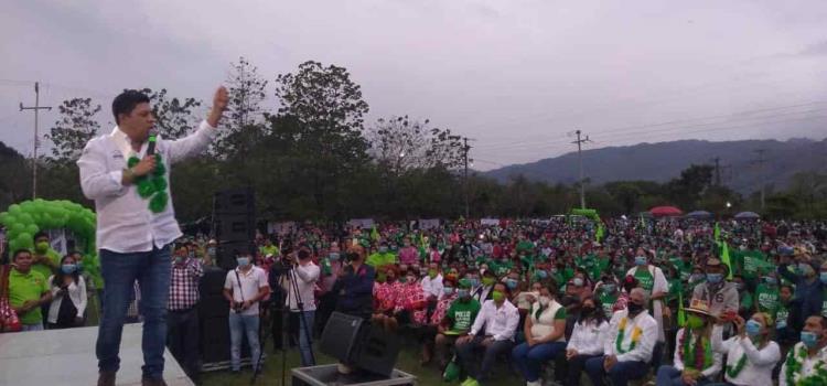 Morenistas a unirse al Verde