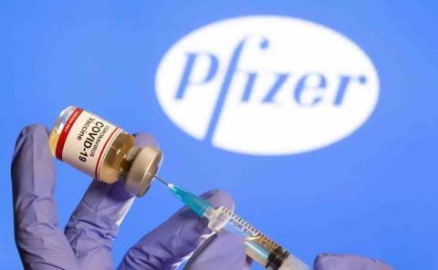 Detecta Pfizer primeras vacunas falsas en México
