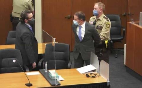 Ex policía culpable por muerte de George Floyd
