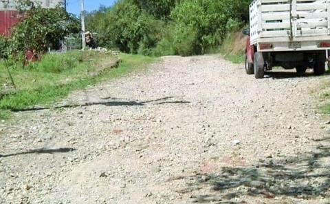Gestiona Antorcha reparación de calles