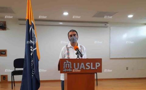 Ocasionó pandemia 10% de deserción en la UASLP