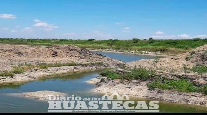 Por falta de lluvias se seca Presa Chicayan