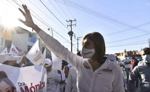 Mónica Rangel transeó 93 MDP