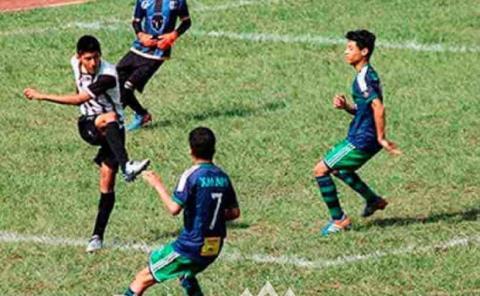 Fracaso en el fútbol