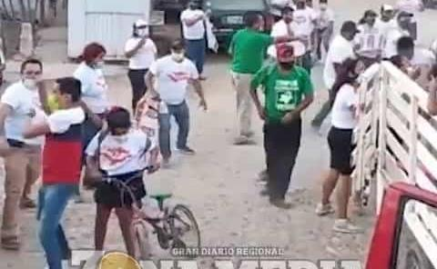 """Ya hubo conatos de """"bronca"""" en varios municipios"""