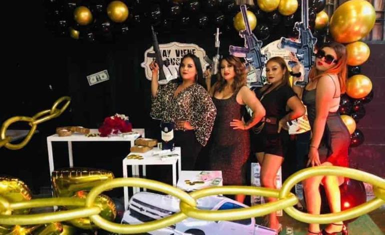 Cumpleaños de Danya Andrade