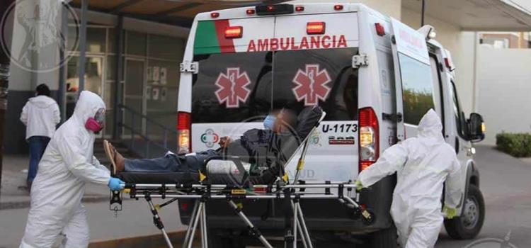 A tope por Covid el Hospital de Juárez