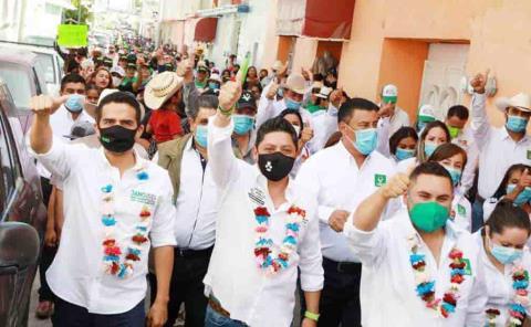 Fuerza ciudadana arrasará en San Luis