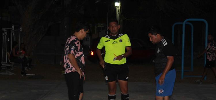 Saldrán finalistas en Futbol de Sala