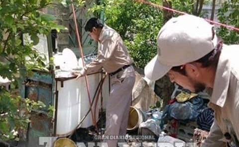 Comunidades rurales en riesgo de dengue
