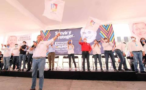 Octavio Pedroza es la opción para SLP