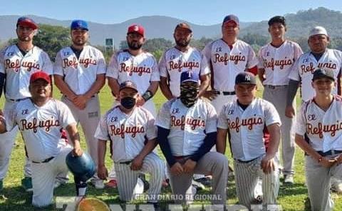 Beisbol de la huasteca