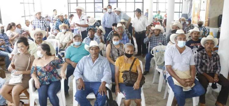 Sector Ganadero se une a Alfredo Morán