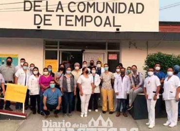 Médicos y enfermeras exigen ser vacunados
