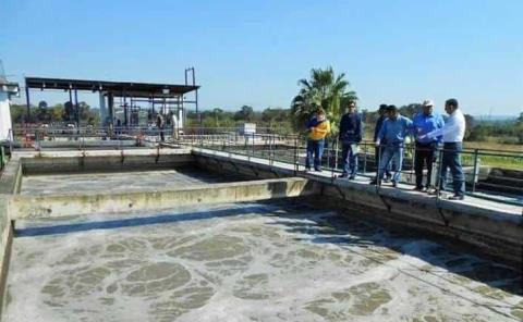 Planta Birmania contamina el río