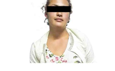 La Secretaría de Seguridad Pública de Hidalgo aseguró a mujer con envoltorios de presunta droga en el municipio de Progreso.