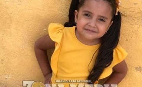 Camila lució su linda sonrisa