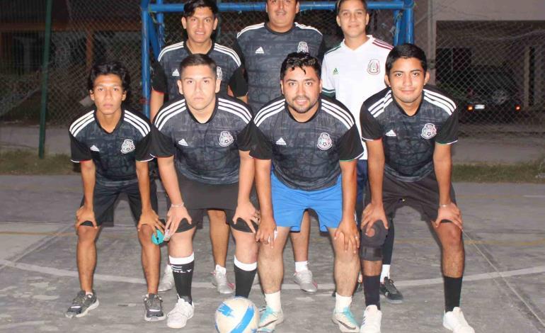 Lázaro-Mi Tiendita finalistas en Futbol de Sala