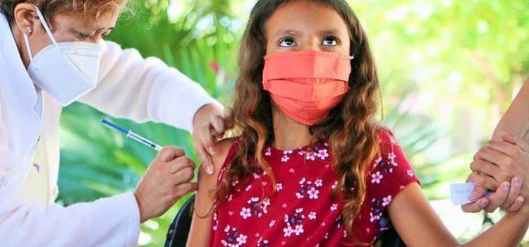 Vacunarán a 12 mil niños