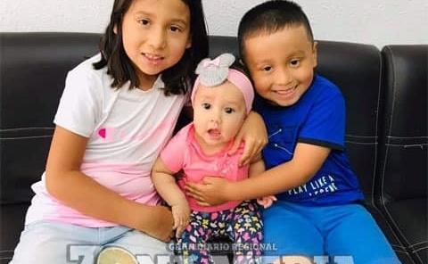 Amorosos Camila, Fernanda y Ozziel